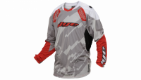 Dye C14 Airstrike Grey/Red - Jersey