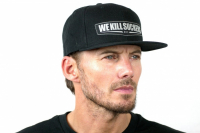 Bunker Kings Snapback WKS Patch Caps - Black