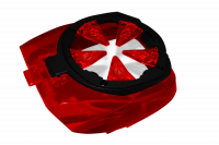 Virtue Crown Spire Speedfeed - Red