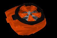 Virtue Crown Speedfeed - Orange