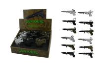 Mini Pistol Kniv - Div Typer