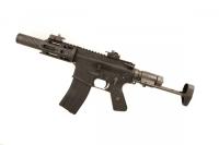 WE - M4-R5C Honey Badger Black - GBB Rifle