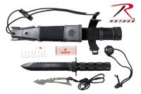 Jungle Survival Kit Knife