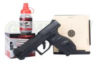 UX SA9 Luftpistol med Blowback - 4.5mm - PAKKE