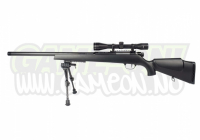 EliteForce SX9 Sniper Springer - Black