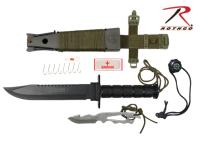 Deluxe Jungle Survival Kit Knife