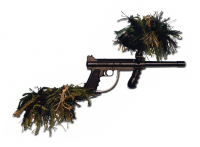 Paintball Tank & Magasin Ghillie