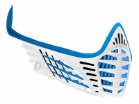 Virtue VIO Facemask - Cyan/Cyan/White