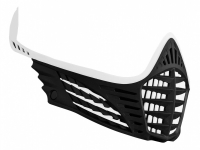 Virtue VIO Facemask - White/White/Black