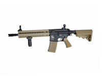 Armalite M15 Assault TAN SLV AEG - PAKKE