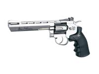 Dan Wesson Revolver 6 S�lv - 4.5mm Pellets