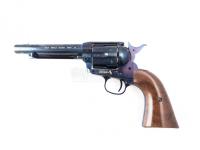 Colt Peacemaker SAA .45 - Blue -  4.5mm Pellets