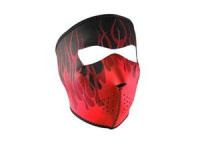 Full Facemask - R�d Flamme