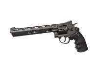 Dan Wesson 8 Co2 Softgun Revolver - Sort