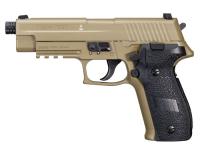 Sig Sauer - P226 ASP Luftpistol 4.5mm Pellets - FDE