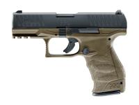 Walther PPQ M2 GBB  - Black/Tan