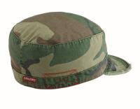 Vintage Fatigue Camo Caps