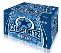GI Sportz Vinter Paintballs - 2000stk