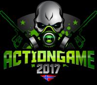 Actiongame 2017 Billett - U16 med Foresatt