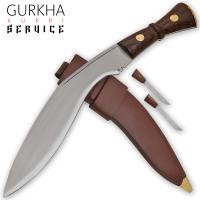 Gurkha Kniv Bronse med Slire