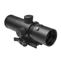 NcStar CBT Sikte med R�d Laser - 3.5x40 Mil-Dot