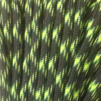 Paracord 550 Zombie Decay - 30meter Bunt