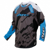 Dye C14 Airstrike Jersey - Grey/Blue St�rrelse L/XL