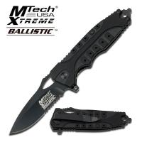 M-Tech Xtreme Ballistic Foldekniv - Sort
