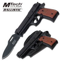 M9 Style Foldekniv - MTech