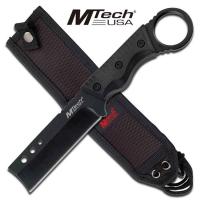 Razor Blade Kniv med Slire - M-Tech