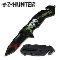 Zombie Hunter - Tactical Rescue Foldekniv