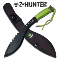 Zombie Hunter - Sawback Machete