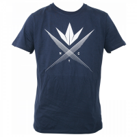 Bunker Kings T-Shirt - Cross Navy