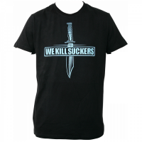 Bunker Kings T-Shirt - WKS Black