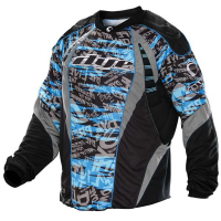 Dye C12 Tiger Blue Jersey - XXL/XXXL