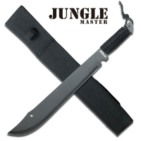 Jungle Master Machete med Slire