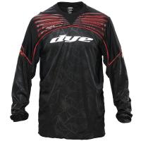 Dye Ultralite Jersey - Black/Red