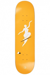 Bilde av Skateboard - Polar 8.125 Team No Comply Yellow