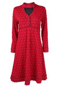 Bilde av DAGMAR  kokonorway kjole rød