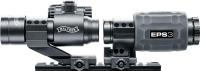 Walther - EPS3 R�dpunktsikte med 3x Forst�rrelse