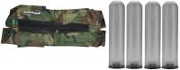 Battlepack 4-Pods Camo Pack m/4stk. 140-skudds pods