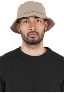 Bilde av Hatt - Urban Classic Flexfit Cotton Twill Bucket Hat khak