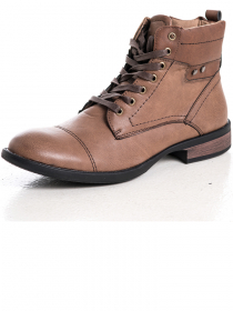 Hector Leather Boots -