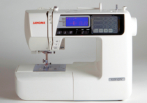 Janome 4120 Quilter s Decor Computer symaskin m/sybord
