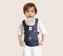 ErgoBaby Dukkesele Sailor