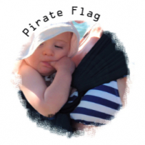MaM Badeslynge Pirate Flag