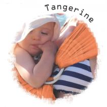 MaM Badeslynge Tangerine