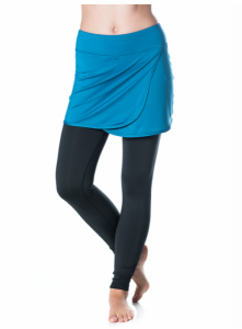 Bilde av Wrapsody Skirt with Tights Brilliant Blue/Black