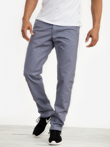 Bilde av Bukser - Turbokolor Chinos Slim-Fit - Blue/Grey