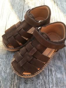 Bilde av Bisgaard cacao sandaler 70236